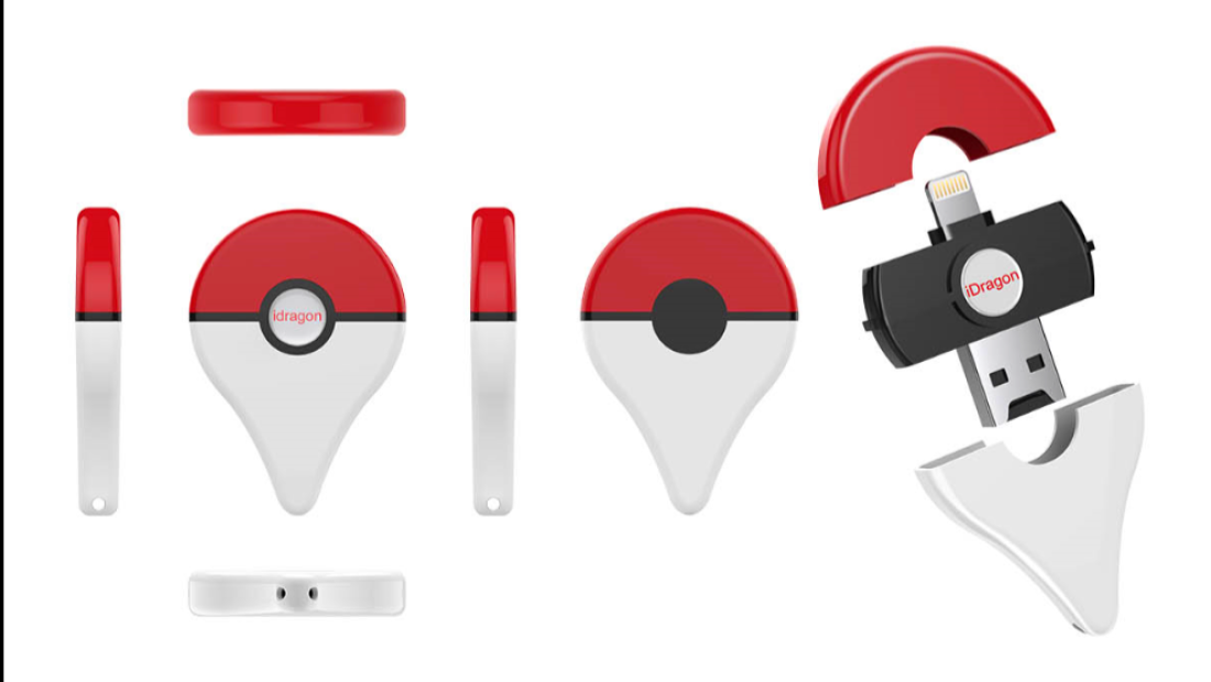 New item –PokemonGo iOS Card reader