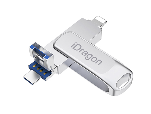 3 In 1 USB 3.0 OTG Flash Drive